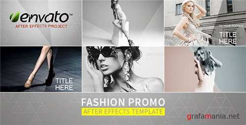 Fashion Promo 7805536 - After Effects Project (Videohive)