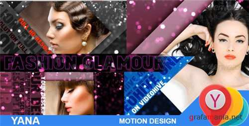 Fashion Glamour - After Effects Project (Videohive)