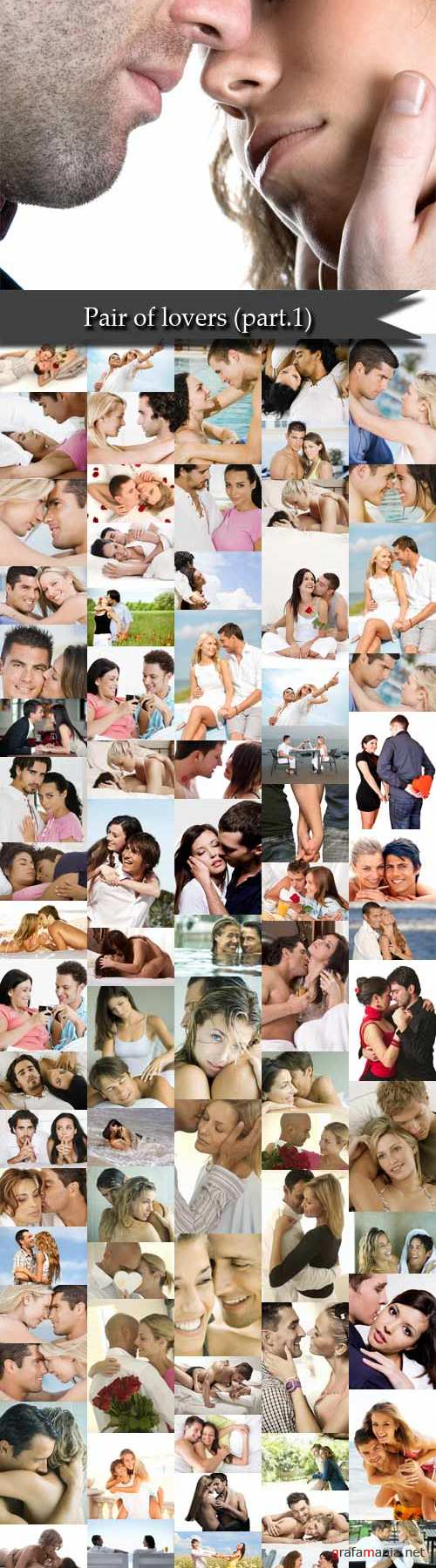 Stock photo of a pair of lovers - 1