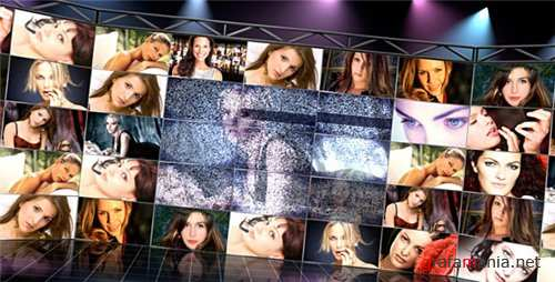 VideoWall Studio - After Effects Project (Videohive)