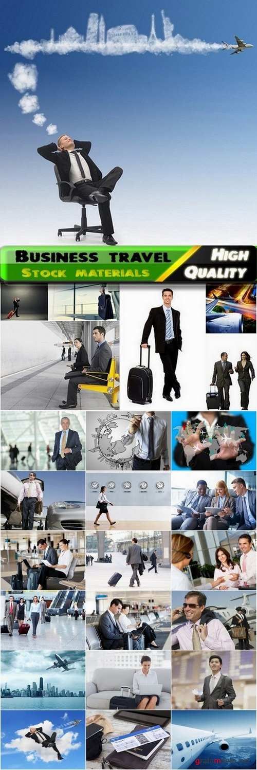 Business travel Stock images - 25 HQ Jpg