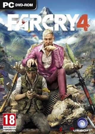 Far Cry 4: Gold Edition (2014/RUS/RePack)