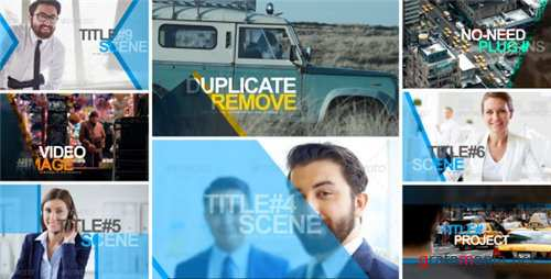 Simple Slideshow - After Effects Project (Videohive)