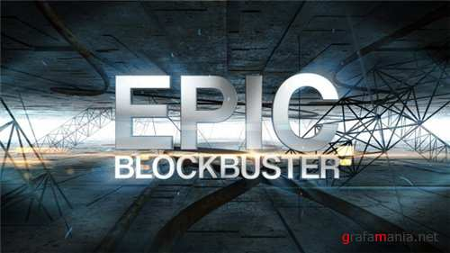 Epic Blockbuster - After Effects Project (Videohive)