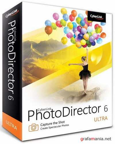 CyberLink PhotoDirector Ultra 6.0.5903 ML + Rus