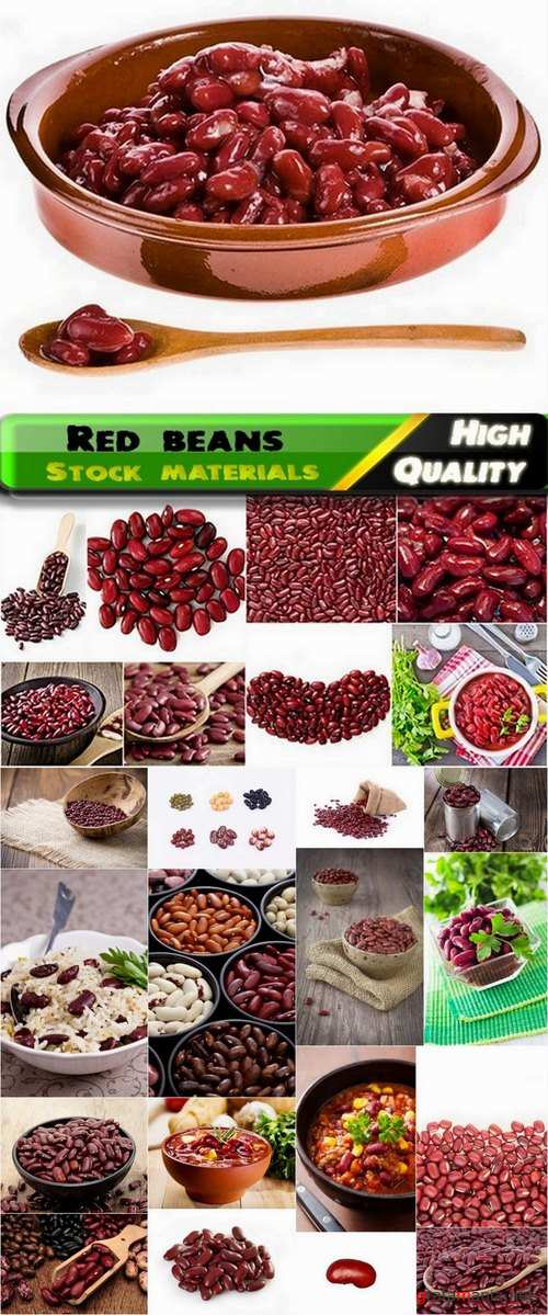 Red beans Stock images - 25 HQ Jpg