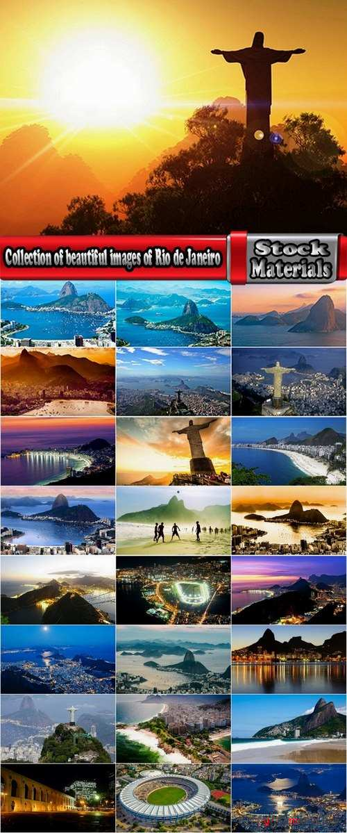 Collection of beautiful images of Rio de Janeiro 25 UHQ Jpeg