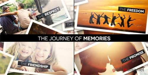 The Journey of Memories - After Effects Project (Videohive)