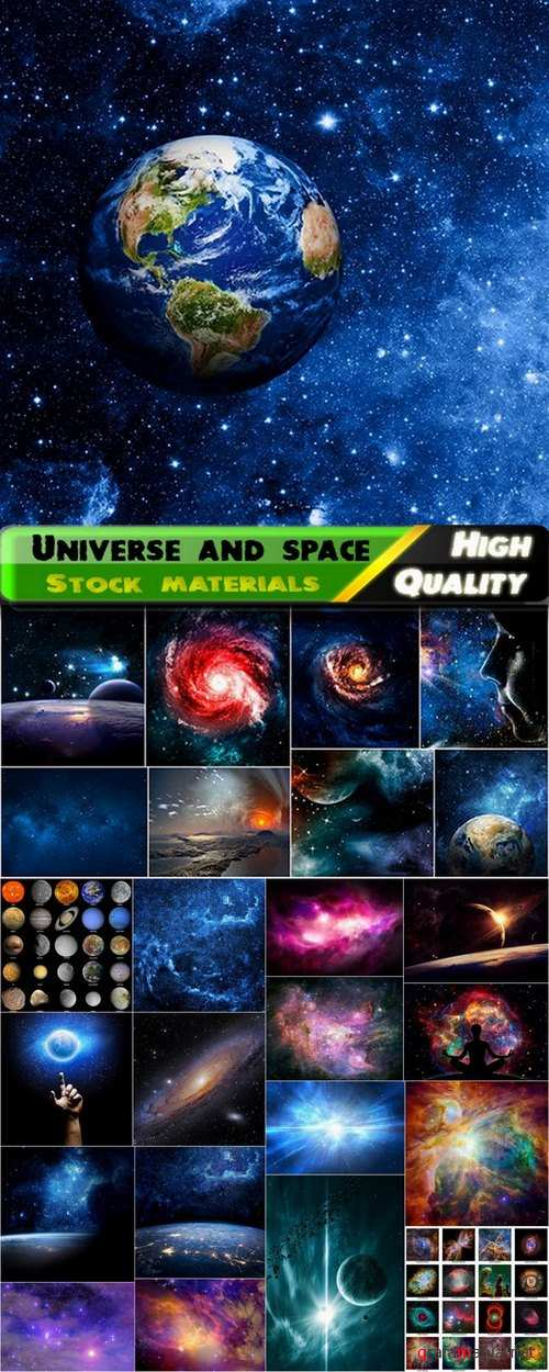 Universe and beautiful space Stock images - 25 HQ Jpg