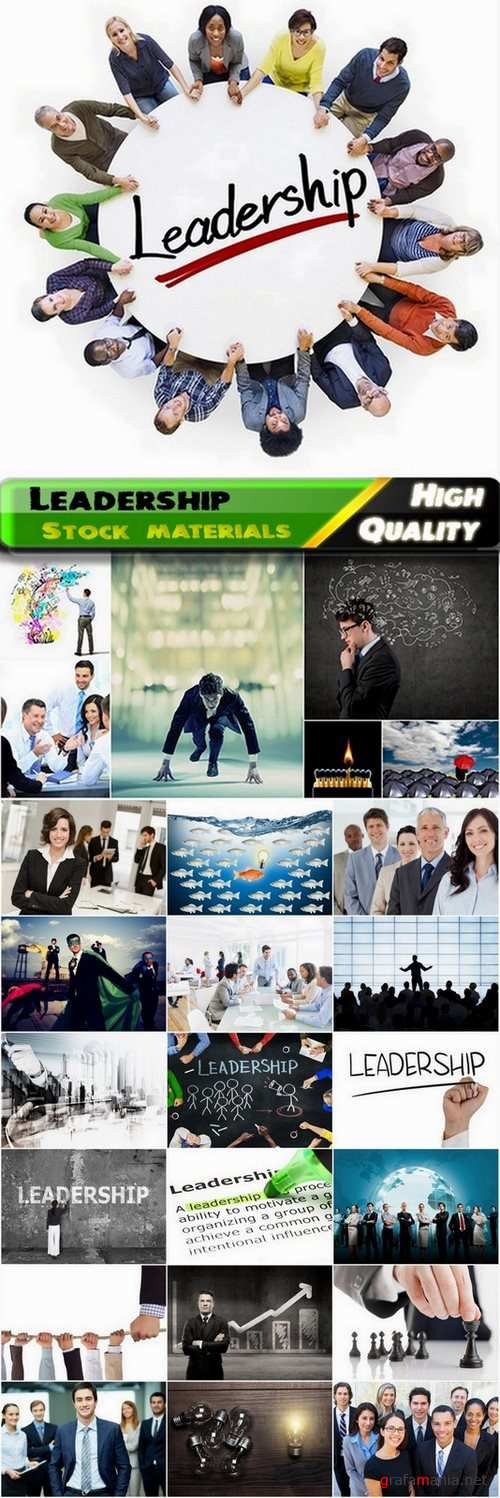 Leadership and business people Stock images - 25 HQ Jpg