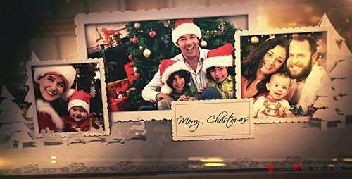 Merry Christmas 9649613 - Project for After Effects (Videohive)