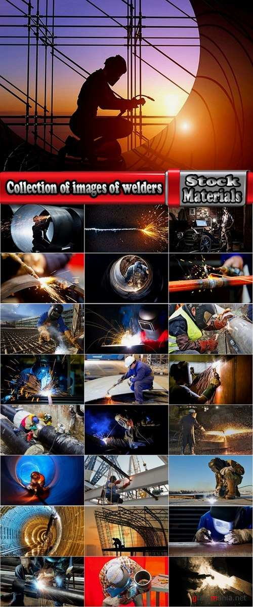 Collection of images of welders 25 HQ Jpeg