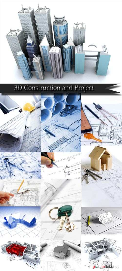 3D Construction and Project