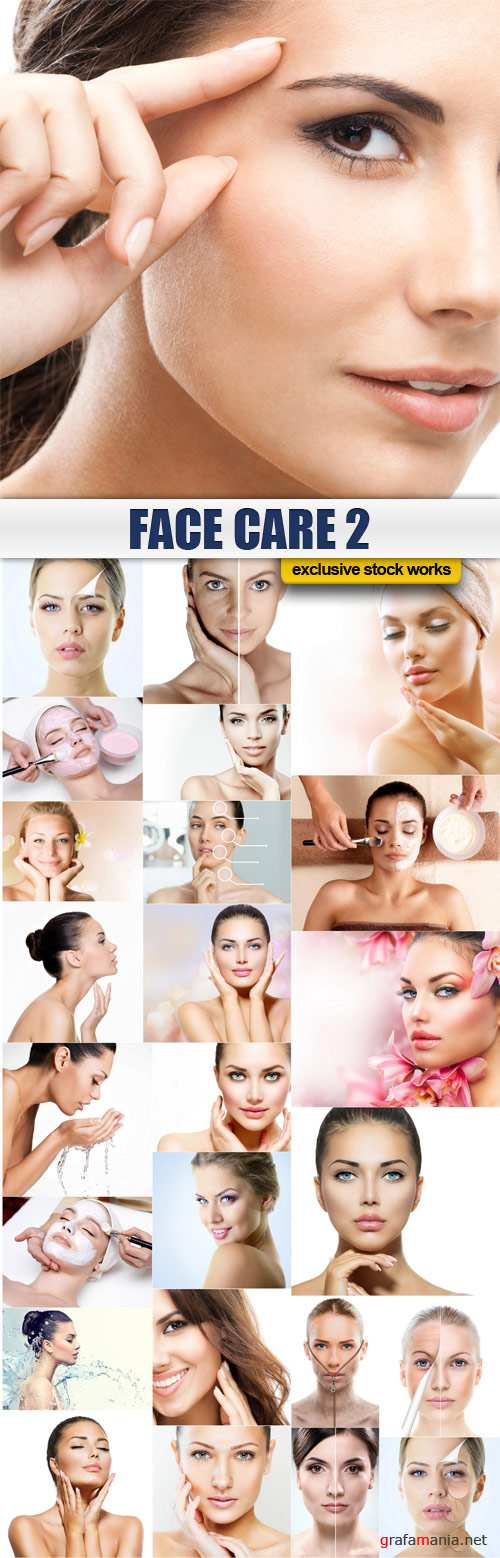 Face Care HQ Images Stock
