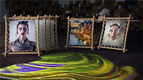 Ethnic and Chic - After Effects Project (Videohive)