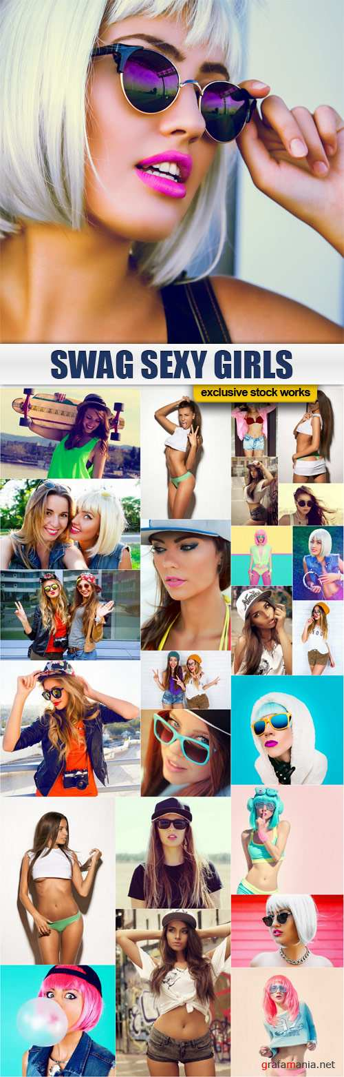 SWAG Sexy Girls HQ Images