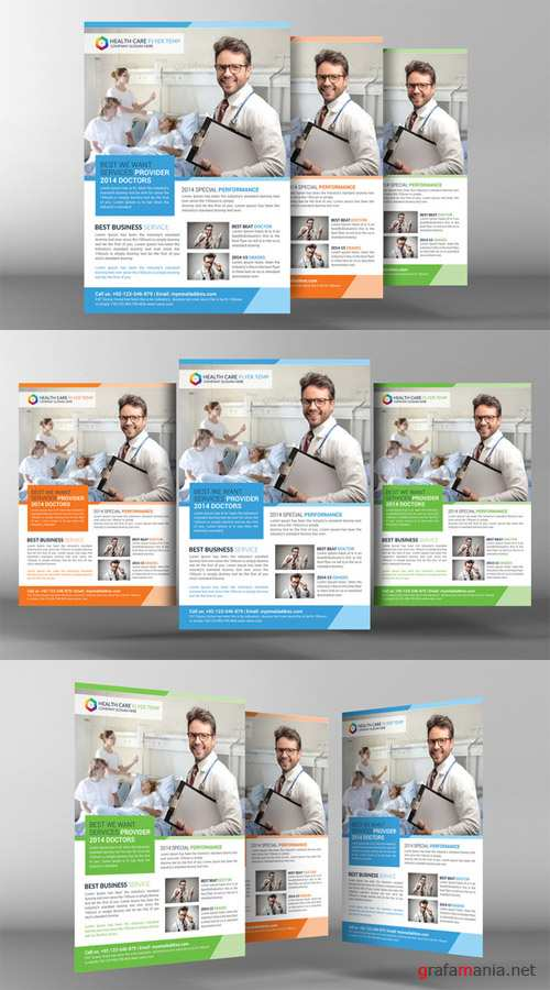 Flyer Template - Health Care