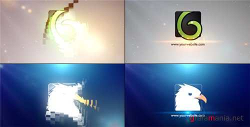 Simple Logo - After Effects Project (Videohive)