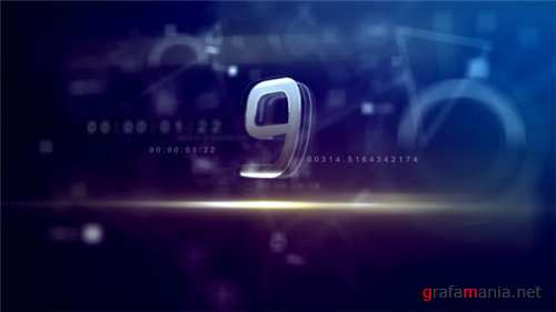 Countdown - After Effects Project (Videohive)