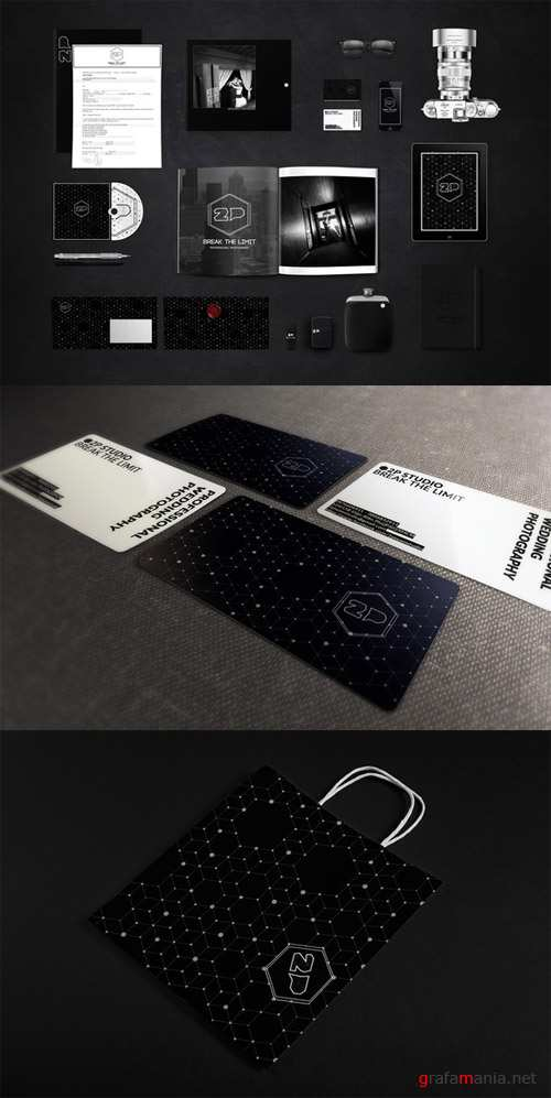 Luxury Branding for Photographer