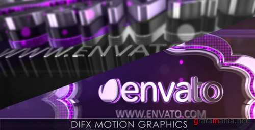 E3D Title Logo Reveal - Project for After Effects (Videohive)