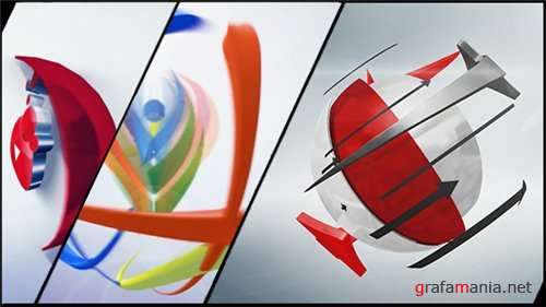 Corporate Sphere Logo - After Effects Project (Videohive)