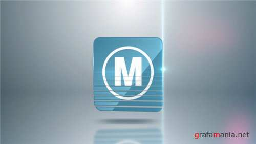 Logo Slices - After Effects Project (Videohive)