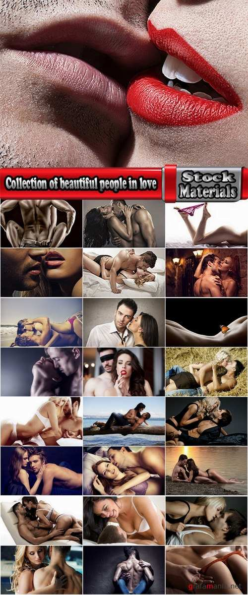 Collection of beautiful people in love #3-25 UHQ Jpeg