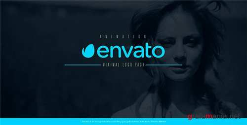 Minimal Intro Logo Pack - After Effects Project (Videohive)