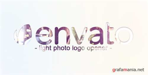 Light Photo Logo - After Effects Project (Videohive)