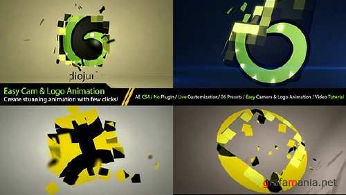 Elegant Logo Formation Intro Generator - After Effects Project (Videohive)