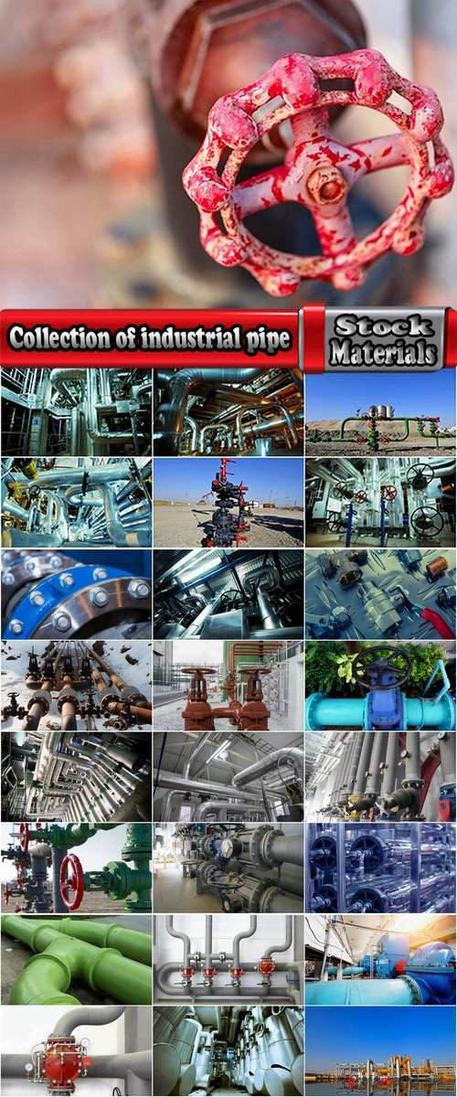 Collection of industrial pipe tap valve 25 HQ Jpeg