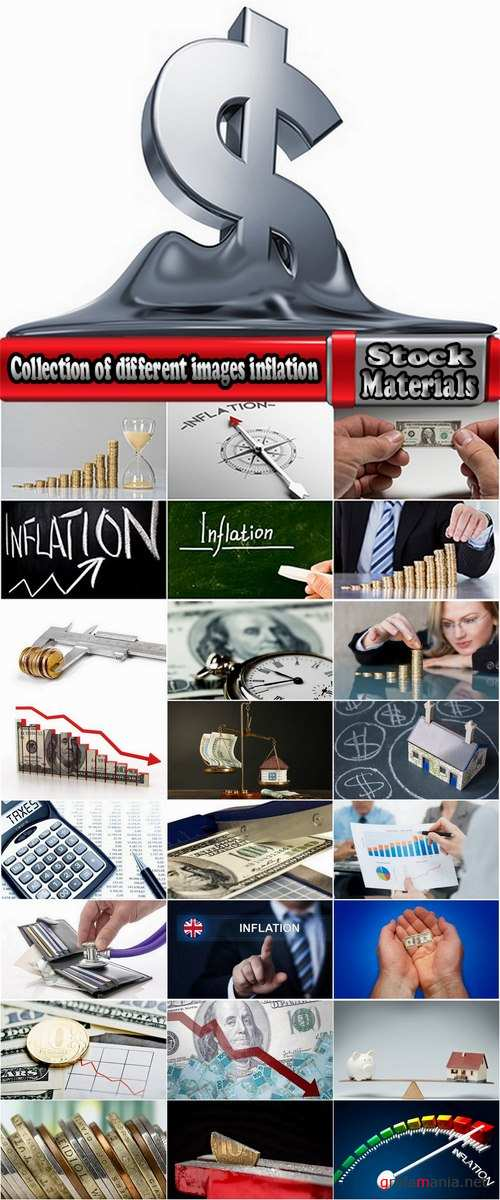 Collection of different images inflation crisis business 25 HQ Jpeg