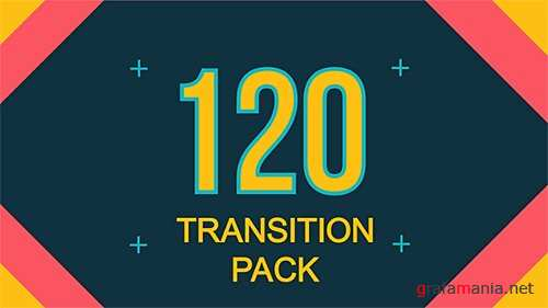 Transitions Pack - After Effects Project (Videohive)