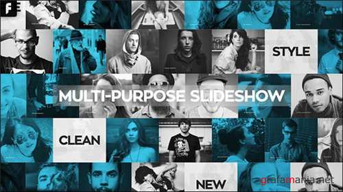Multi-Purpose Slideshow - After Effects Project (Videohive)