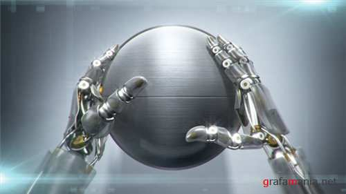 Robotic Hands - After Effects Project (Videohive)