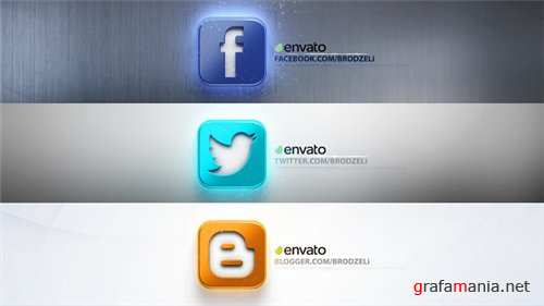 PopUp Logos - After Effects Project (Videohive)
