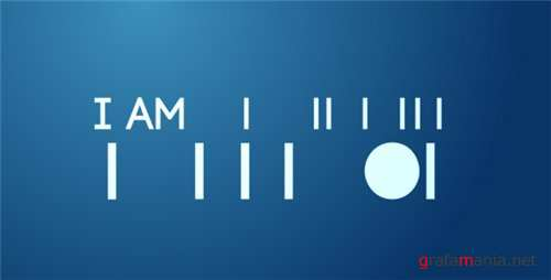 Minimal Animated Typeface - After Effects Project (Videohive)