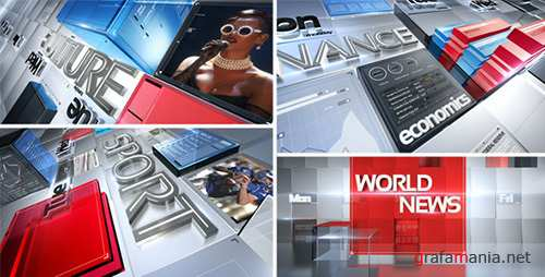 Television Broadcast News Pack - Project for After Effects (Videohive)