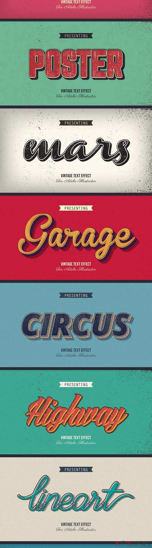 GraphicRiver - Vintage and Retro Styles V9 10981418