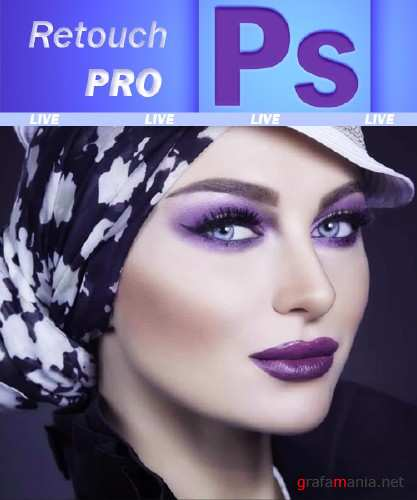 RetouchPRO LIVE Audience Showcase photoshop tutorial #1