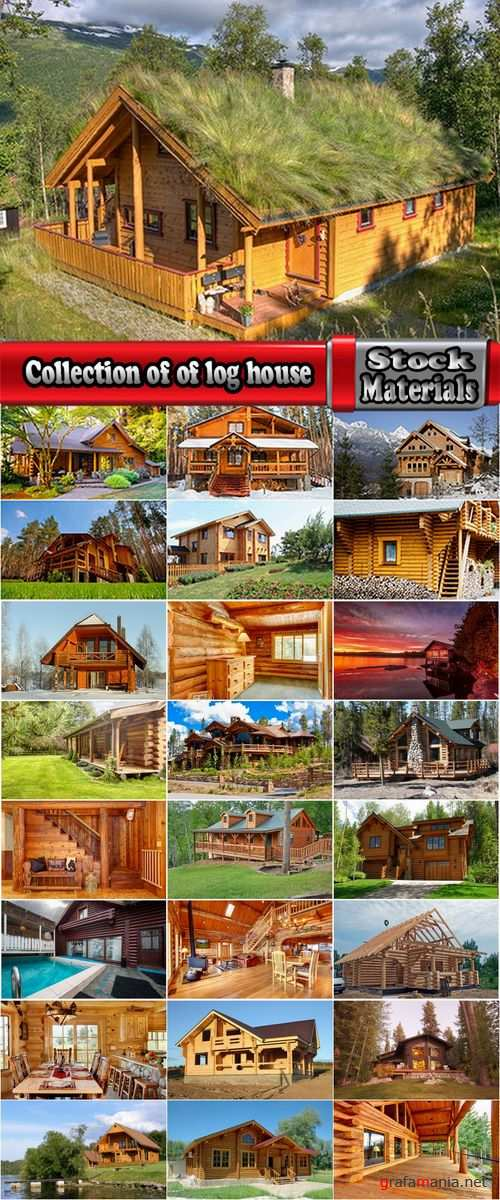 Collection of of log house logs house interior manor house in the woods 25 HQ Jpeg