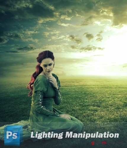 Lighting Manipulation in Photoshop