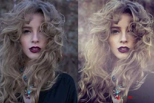 How to edit and color fashion portraits in Photoshop