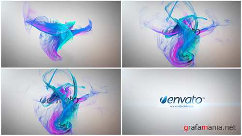 Simple Particle Logo Reveal - Project for After Effects (Videohive)