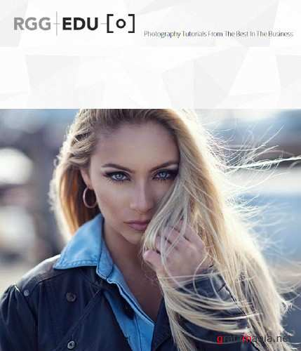 RGGEDU - The Natural Light Portraiture And Retouching Guide