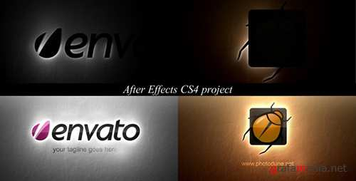 Power On Logo - Project for After Effects (Videohive)