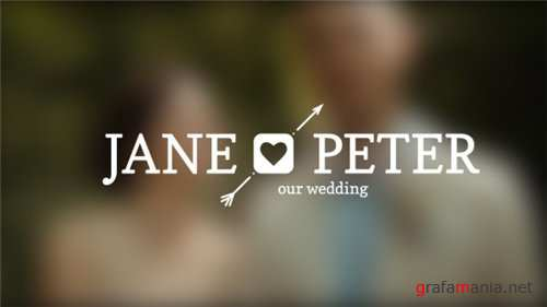 Wedding Titles - After Effects Project (Videohive)