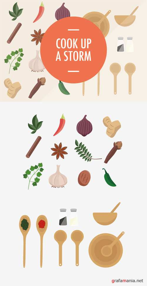 Creativemarket - Cook Up A Storm 21779