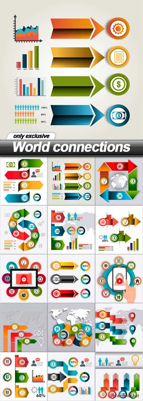 World connections - 15 EPS